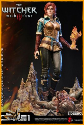 Triss Merigold The Witcher 3 Wild Hunt - Prime 1 (reserva de 10% do valor)