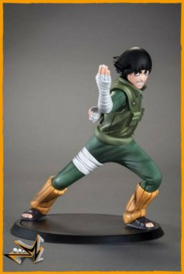 Rock Lee Xtra - Tsume Art