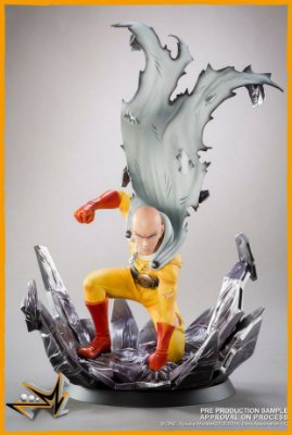 One Punch Man Xtra - Tsume Art
