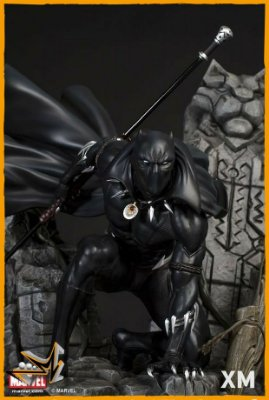Pantera Negra 1/4 - Xm Studios