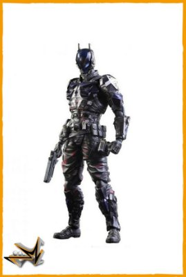 Batman Arkham Knight Dc Comics - Play Arts Kai