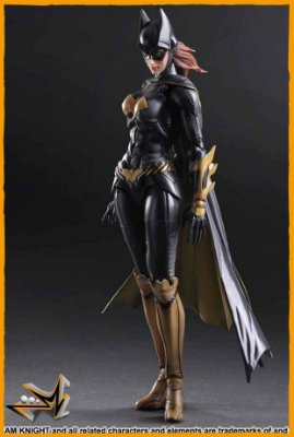 Batgirl Dc Comics - Play Arts Kai