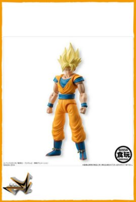 Goku Super saiyan Dragon ball - Bandai Shodo