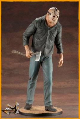Jason Voorhees 1/6 Friday The 13th Part III ArtFX - Kotobukiya
