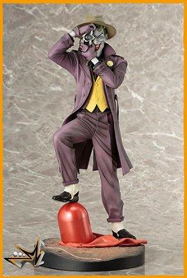 Coringa 1/6 Killing Joke ArtFx Dc Comics - Kotobukiya