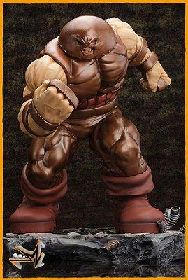 Juggernaut 1/6 Danger Room Fine Art Marvel - Kotobukiya