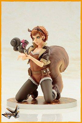 Garota Esquilo Squirrel 1/7 Bishoujo Marvel - Kotobukiya