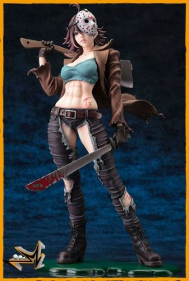Jason Voorhees 1/7 Freddy Vs Jason Horror Bishoujo - Kotobukiya