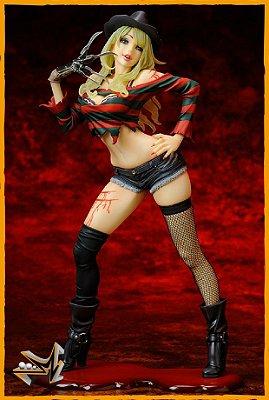 Freddy Krueger 1/7 Freddy Vs Jason Horror Bishoujo - Kotobukiya