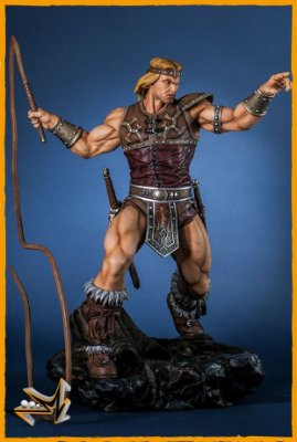 Simon Belmont Castlevânia 1/4 - First 4 Figures