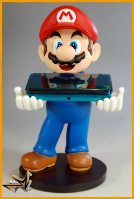 Mario Nintendo DS - First 4 Figures