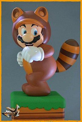 Mario Tanooki Nintendo - First 4 Figures