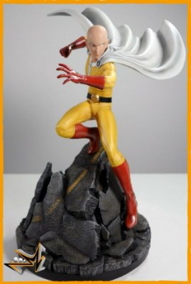 Saitama One Punch Man - First 4 Figures