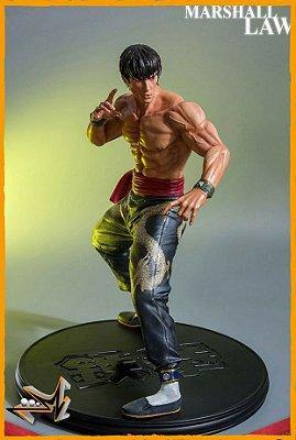 Marshall Law Tekken - First 4 Figures (reserva de 10% do valor)