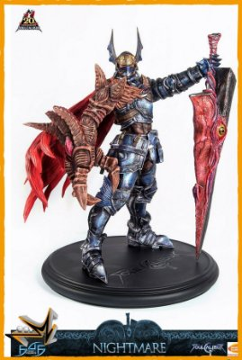 Nightmare Soulcalibur - First 4 Figures