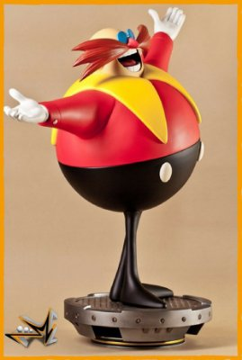 Robotnik 1/6 Sonic The Hedgehog Sega - First 4 Figures