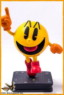 Pac-Man Statue - First 4 Figures