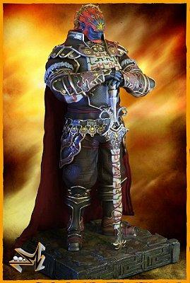 Ganondorf 1/4 The Legend Of Zelda Nintendo - First 4 Figures