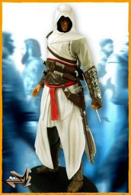 Altair Assassin's Creed Ubisoft - First 4 Figures