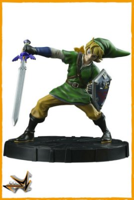 Link The Legend Of Zelda - First 4 Figures