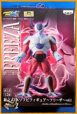 Freeza 2° Transformação Volume 1 Dragon Ball Z Dx - Banpresto
