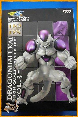 Freeza Transformação Final Dragon Ball Z HQ DX Volume 3 - Banpresto
