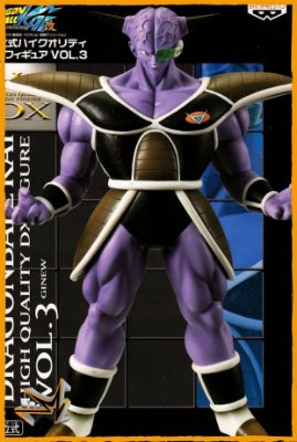 Ginyu Forças Especiais Ginyu Dragon Ball Kai HQ DX Vol.3 - Banpresto