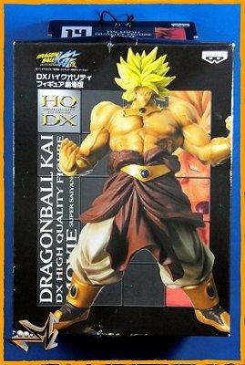 Broly Super Saiyan Dragon Ball Movie HQ DX - Banpresto