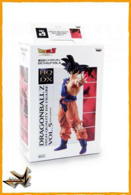 Son Goku Dragon Ball Z HQ DX Vol.5 - Banpresto