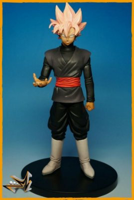 Goku Black Super Saiyan Dragon Ball Super Vol.3 - Banpresto