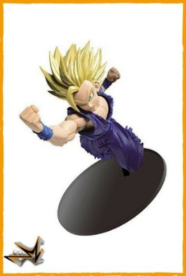 Son Gohan Dragon Ball Z Scultures Colosseum - Banpresto