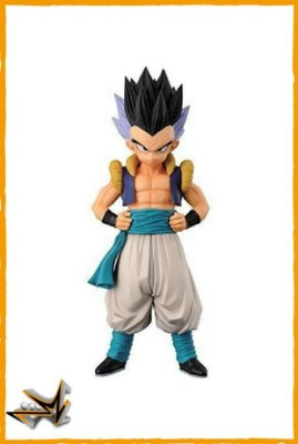 Gotenks Dragon Ball Z Master Star - Banpresto