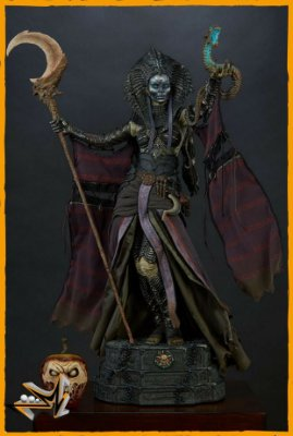 Cleopsis Premium Format Court Of The Dead - Sideshow