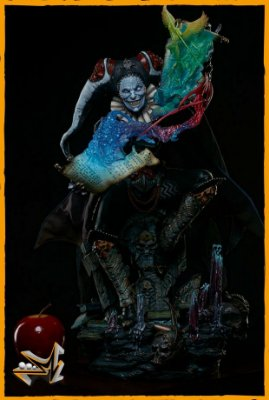 Malavestros Premium Format Court Of The Dead - Sideshow