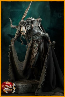 Oglavaeil O Carrasco Premium Format Court Of The Dead - Sideshow