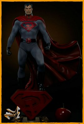 Superman Red Son Premium Format Dc Comics - Sideshow
