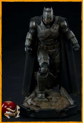 Batman Armored Dawn Of Justice Premium Format Dc Comics - Sideshow