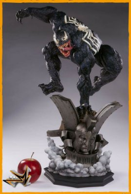 Venom Premium Format Marvel - Sideshow Collectibles