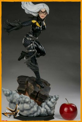 Black Cat Premium Format Marvel - Sideshow