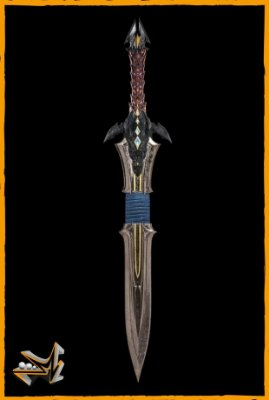 Espada Lothar Réplica 1/1 Warcraft - Weta
