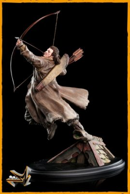 Bard Bowman 1/6 O Hobbit - Weta