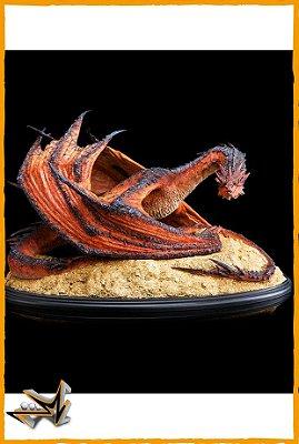 Smaug O Terrível O Hobbit - Weta