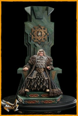 Rei Thror no Trono O Hobbit - Weta