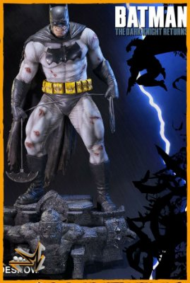 Batman Frank Miller Cavaleiro das Trevas Dc Comics - Prime 1