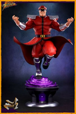 M.Bison 1/4 Ultra Street Fighter - Pop Culture Shock (reserva de 10% do valor)