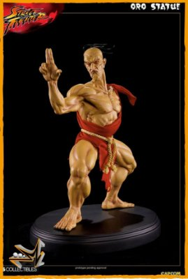Oro 1/4 Street Fighter - Pop Culture Shock