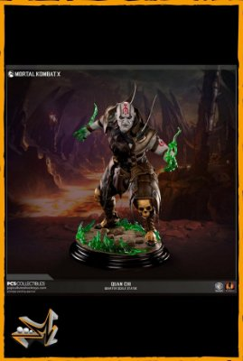 Quan Chi 1/4 Mortal Kombat - Pop Culture Shock
