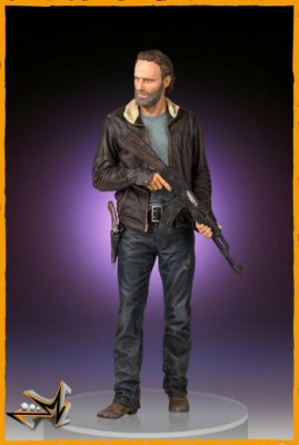 Rick Grimes 1/4 The Walking Dead - Gentle Giant