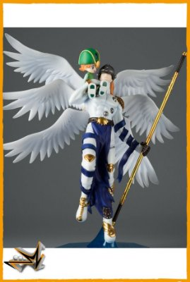 Angemon e Takeru 1/8 Digimon G.E.M - Megahouse