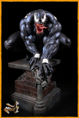 Venom Clássico Marvel - Bowen